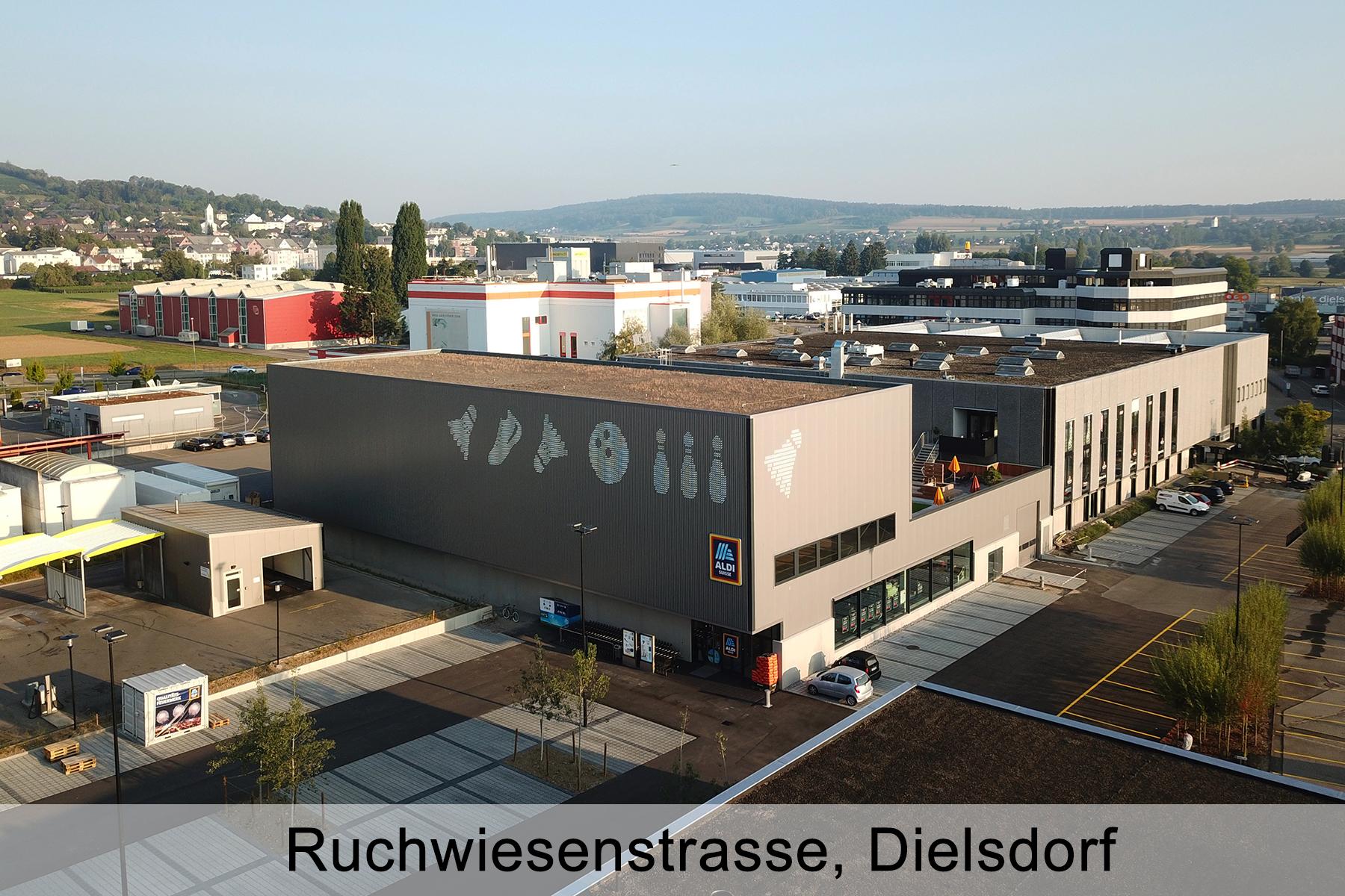 Ruchwiesenstrasse, Dielsdorf